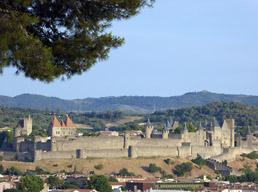 Carcassonne : visite de la Cité