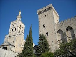 Palais des Papes – Pont d'Avignon